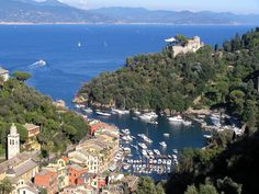 Ten+Jewels+of+the+Mediterranean+-+Portofino.+By+owlhere