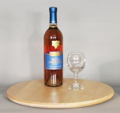The Lazy Susan   Maple   16 Inch Is An Elegant Turntable For Serving And
