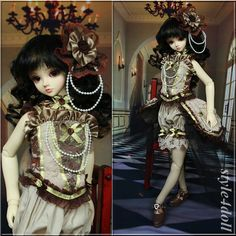 style4doll outfit for VOLKS SD10/SD13 BJD 1/3 by style4doll, $59.99