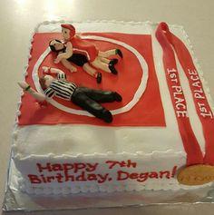 High School Wrestling Cake Topper Kit 6 49 Wrestling