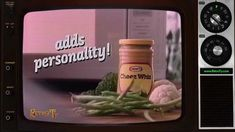 1990 - Cheez Whiz - Adds Personality