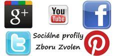 Sociálne profily Zboru Zvolen