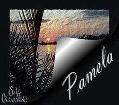 Pamela sunset