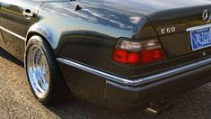 This 1992 Mercedes-Benz was modified by RENNtech to their specification in the early The modifications were performed under original ownershi. Mercedez Benz, E 500, Top Luxury Cars, Mercedes Benz Cars, Car Illustration, Limited Slip Differential, Top Cars, Vintage Cars, Motorcycles