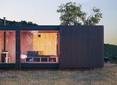 Modular home by MAPA, Brazil