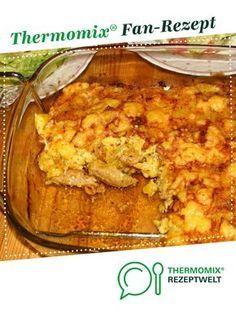 Gyros mit Kartoffelkruste überbacken griechisch von christiane1962. Ein Thermomix ® Rezept aus der Kategorie Hauptgerichte mit Fleisch auf www.rezeptwelt.de, der Thermomix ® Community.