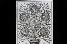 Antique  Holy Card-Outstanding Engraving of the by Mercurysmoon on Etsy.com