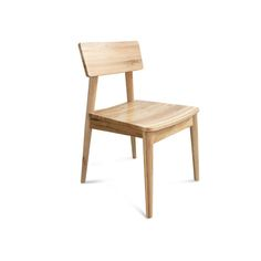 Felix American Oak Dining Chair Timber Dining Table, Oak Dining Chairs, Timber Furniture, Stool, American, Modern, Home Decor, Trendy Tree, Decoration Home
