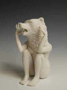 Half Humans, Half Animals. The Creations Of Crystal Morey Act Like Talismans That Connects Us To Nature
