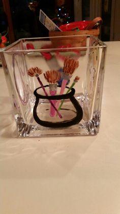 Danika ' s make up brush holder