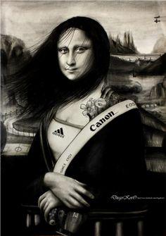 Qualcosa è rimasto [Diego Koi] (Gioconda / Mona Lisa)