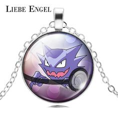 Find More Pendant Necklaces Information about LIEBE ENGEL Pokemon Necklace Pokeball Hunter Glass Pendant Necklace Fashion Jewelry Women Gift 2016,High Quality jewelry separators,China jewelry gift case Suppliers, Cheap jewelry box gift from LIEBE ENGEL Official Store on Aliexpress.com