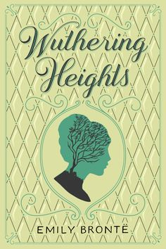 Wuthering Heights by Emily Bronte is one of my fave classics. This love story featuring Heathcliff & Catherine is the only novel by Emily Bronte. Emily Bronte, Classic Literature, Classic Books, British Literature, Great Love Stories, Great Books, Books To Read, My Books, Reading Books