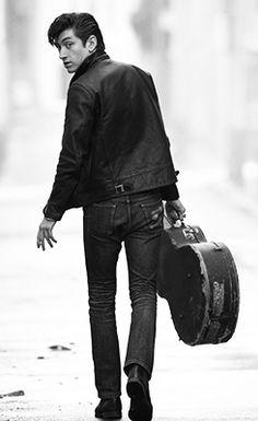 Alex Turner.