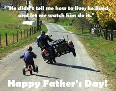 Happy Father's Day!!!! Harley-Davidson of Long Branch www.hdlongbranch.com