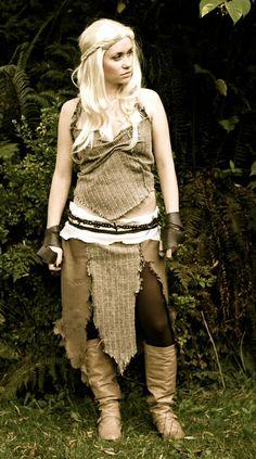 Daenerys Targaryen Costume Cosplay a Game of Thrones by heynadine 0f99be78e0839