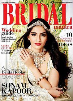 Sonam Kapoor covers The Hindu Bridal Mantra