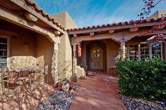 Santa Fe to Sedona   Exquisite Santa Fe Style Home in Casa Contenta - Houses ...   Sage Ha ...