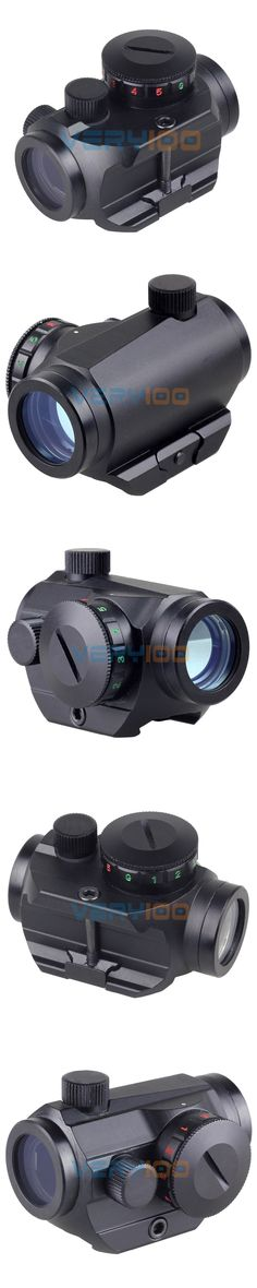 VERY100 Hunting Tactical Red Green Dot Holographic Sight Scope With 20mm Weaver Rail Mount Fit For Pistol Gun Airsoft