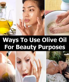 10 best #DIY using olive oil