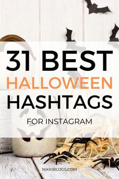 Find 31 trending Halloween hashtags for Instagram. This guide to the best IG hashtags for Halloween includes fun and frightening tags to use on posts and stories for every niche - from makeup to crafts, kids, and more! Pin this one for reference every time you post! #halloween #halloweenhashtags #hashtags #instagram #instagramtips Instagram Story Ideas, Instagram Tips, Instagram Posts, Online Marketing, Social Media Marketing, Digital Marketing, Ig Hashtags, Get Instagram Followers, Instagram Marketing Tips