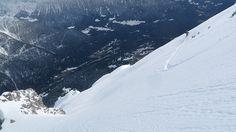 Skiing in #dolomites #vividolomiti