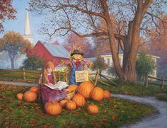 """Pumpkins for Sale"" by Robert Duncan"