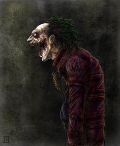 Joker by schillingart on deviantART Batman Vs Superman, Batman Art, Batman Comics, Comic Movies, Comic Book Characters, Comic Character, Horror Movies, Joker Pics, Joker Art
