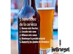#Miercoles 3x2 en #HellriegelBeer, ven a disfrutar lo mejor del #Futbol y la #CervezArtesanal Cll 50 #68-48 #Mede