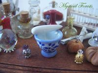 Mystical Forest website  Beautiful handmade minatures
