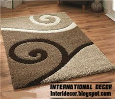 Brown And Beige Carpet Rugs Rug Style Contemporary