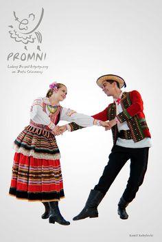 Tańce lubelskie | LZA PROMNI