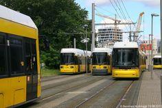 Berlin, Dvb Dresden, Light Rail, Public Transport, New York City, Trains, Transportation, World, Europe