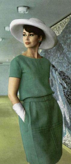 dior 1962 - Buscar con Google                                                                                                                                                      More