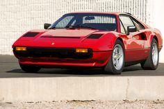 Ferrari 308 GTB Quattrovalvole US-spec '1982-85