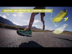 Ready to go any distance, our legendary GT Series of running and trail running shoes has had a high performance update in the form of the all new GT-2000 2. https://www.youtube.com/watch?v=pt1fIhY9dHs