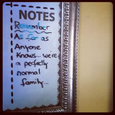 True story. True Stories, Notes, Report Cards