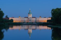 Schloss Charlottenburg - Berlin ***detected by Voxx-Design.com