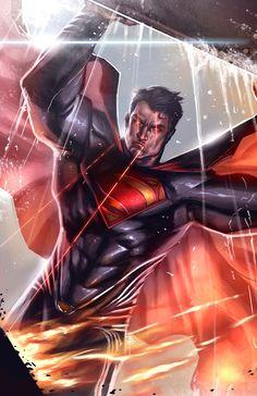 Man of Steel by BrianFajardo.deviantart.com on @deviantART
