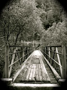 old bridge photo. Old Bridges, Old Stone, Cool Countries, Covered Bridges, Walkways, Best Memories, Arches, Black And White Photography, Champs