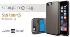 Spigen Slim Armor CS iPhone 6S/6 tok - Smart Clinic Paros, Slime, Clinic, Iphone 6, Lima