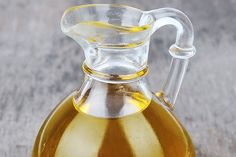 Damaged Hair  Olive oil conditions your hair and adds shine. The monounsaturated fatty acids help to protect your hair and make it softer and more manageable.   Massage olive oil into hair and cover with a shower cap. Leave for 10 minutes, rinse clean and get ready to shine!  (from Dr. Oz)
