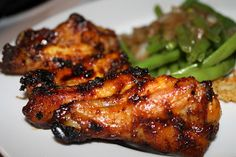 Better-For-You Spicy Grilled Wings