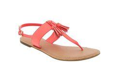 Tassel Sandals    Go