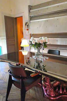 #Paris #Event #Venue #Loft #Apartment #Place #Townhouse #Party #Private #Penthouse #Fashion #Offbeat © Worldwide Exclusive Secret Places , LOFT CONNEXION by Samuel Johde