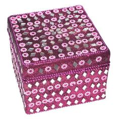 Decorative Boxes Uk Indian Gift Home Decor Heart Shape Jewellery Boxes Handmade Lac