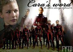 Cara the Mord-Sith
