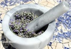 DIY Lavender Essential Oil.  I can make my own!  Now, to see if I can get my hands on some alcohol . . .