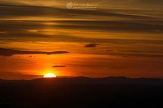 Tara-Loughcrew Lughnasa sunset