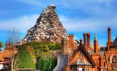 Disneyland Now           - Looming Mountain by Matt Valeriote   Disneyland...